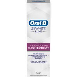 Oral-B 3D White Luxe Acelerador del Blanqueamiento 75 Ml