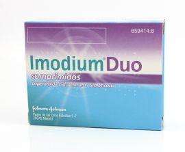 Imodium Duo 12 Comprimidos