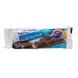 Bimanan Sustitutive Barrita Chocolate Negro Fondant