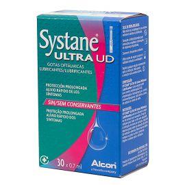 Systane Ultra Ud Gotas Oftalmicas Lubricantes 30 Monodosis