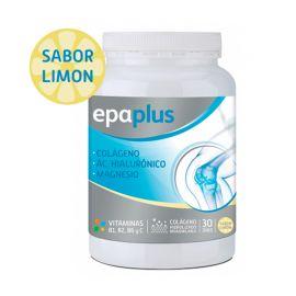 EpaPlus Colageno + Hialuronico + Magnesio 375Gr Sabor Limón