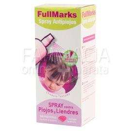 FullMarks Spray Antipiojos+Lendrera 150ml