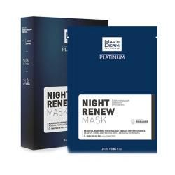 Martiderm Night Renew Mask 25ML 5 Unidades