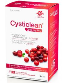 Cysticlean 30 Cápsulas