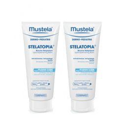 Mustela Stelatopia Bálsamo Intensivo Pieles Atópicas 2x200 Ml