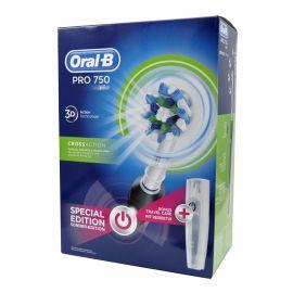Oral-B Pro 750 CrossAction Cepillo Eléctrico Recargable