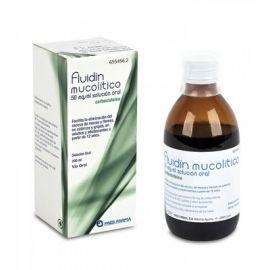 Fluidin Mucolítico Solución 200 Ml