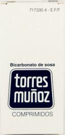 Bicarbonato Torres Muñoz 30 Comprimidos