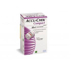 Tiras Reactivas Glucemia Accu-Chek 3x17 Tiras