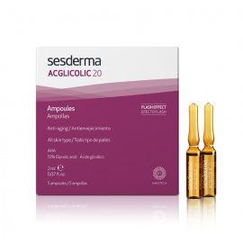 Sesderma Acglicolic 20 5 Ampollas antienvejecimiento