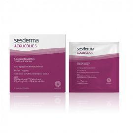 Sesderma Acglicolic S 14 Toallitas tratantes antienvejecimiento