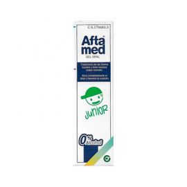 Aftamed Junior Gel Oral 15Ml