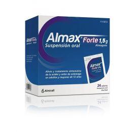 Almax Forte 1.5 Gr Suspensión Oral 24 Sobres