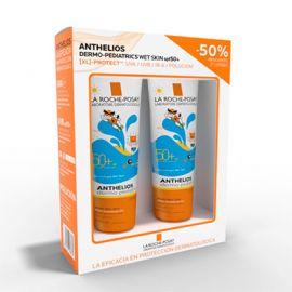 La Roche Posay Anthelios Dermo-Pediatrics Wet Skin 2x 250 ml -50% en la 2ª Unidad