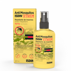 Antimosquitos Isdin Xtrem Spray Repelente 75 Ml