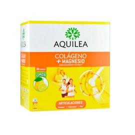Aquilea Colágeno + Magnesio Sabor Limón 30 Sobres