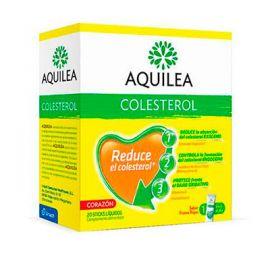 Aquilea Colesterol Sabor Frutos Rojos 20 Sticks