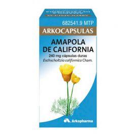 Arkocápsulas Amapola de California 50 cápsulas