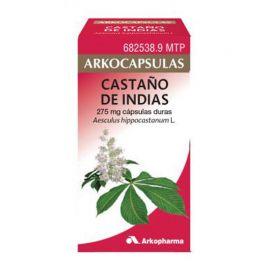 Arkocápsulas Castaño de Indias 48 cápsulas