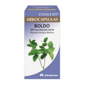 Arkocápsulas Boldo 48 cápsulas