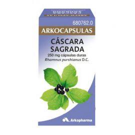 Arkocápsulas Cáscara Sagrada 50 cápsulas