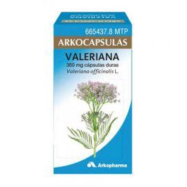 Arkocápsulas Valeriana 50 cápsulas