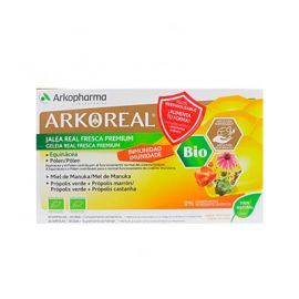Arkoreal Jalea Real Inmunidad Bio 15Ml 20 Ampollas