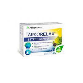 Arkopharma Arkorelax Estrés Control 30 Comprimidos