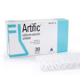 Artific Colirio 0,5 Ml 30 Monodosis