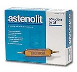 Astenolit 12X10 Ml Bebibles