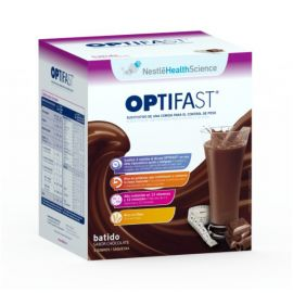 Optifast Batido de Chocolate 9 Sobres
