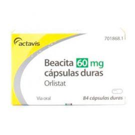 Beacita 60 Mg 84 Cápsulas