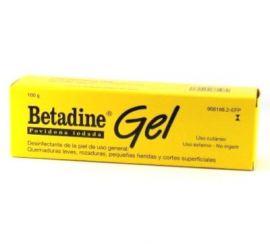 Betadine Gel 100 Gr