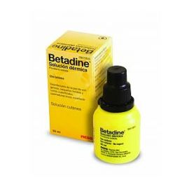 Betadine Solución Dermica 50 Ml