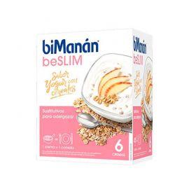 Bimanan BeSlim Sabor yogur Con Cereales