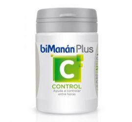 Bimanan Plus Control Saciedad 40 Cap