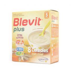 Blevit Plus 8 Cereales Miel 700g