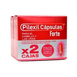 Pilexil Cápsulas Forte Duplo 2x100 Cápsulas