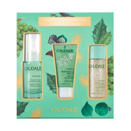 Caudalie Vinopure Serum Infusión Anti-Imperfecciones 30 Ml + Regalo Gel Limpieza + Loción Purificante