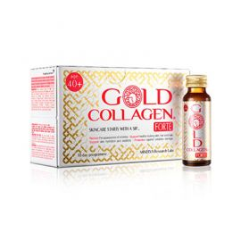 Gold Collagen Forte 10 Frascos x 50Ml