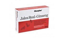 Oleoplan Jalea Real+ Ginseng 30 Cápsulas