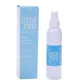 Cristalmina Solucion 125 Ml