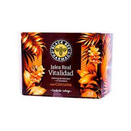 Black Bee Jalea Real Vitalidad 20 Ampollas
