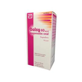 Dalsy 40 Mg/Ml Suspensión Oral 150 Ml