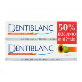 Dentiblanc Blanqueador Intensivo 2 x 100 Ml