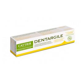 Cattier Dentífrico Dentargile Limón 75Ml