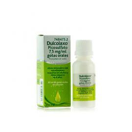 Dulcolaxo 7,5 Mg/ Ml 30 Ml Gotas Orales