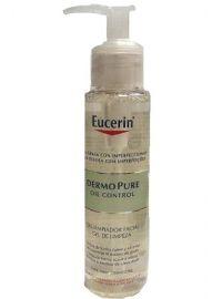 Eucerin Dermo Pure Oil Control Gel Limpiador Facial 200 Ml