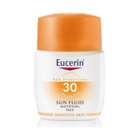 Eucerin Fluido Matificante Facial SPF30 50 Ml