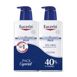 Eucerin UreaRepair Plus Loción Duplo 2x400 Ml